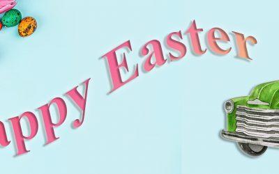 Kierowcy HGV Happy Easter